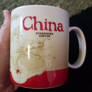 Starbucks China Mug